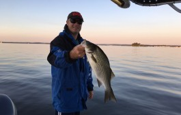 Lake Conroe Fishing
