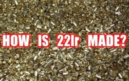 How .22LR is Made [VIDEO]