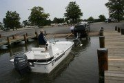 Launching and Retrieving: How Far Should You Submerge the Trailer?