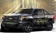 Chevy Silverado Realtree Edition Captures Outdoor Imagination