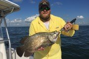 Texas Hotshots - First Tripletail