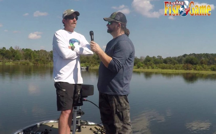 Texas fish game magazine freshwater for Fall bass fishing tips