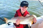 Texas Hotshots - First Bull Red (41 inches)