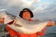 Remember December - Lake Texoma Striper Fishing
