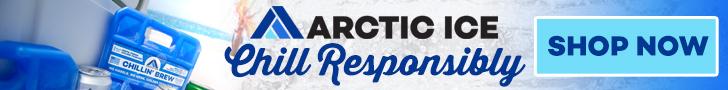 Arctic Ice Banner Ad 728x90-B